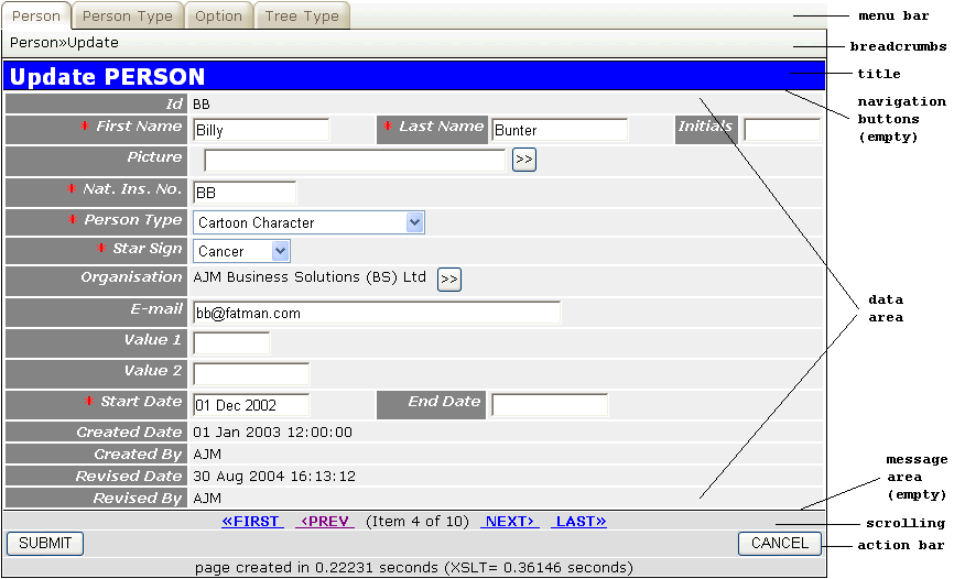 Reusable XSL Stylesheets and Templates